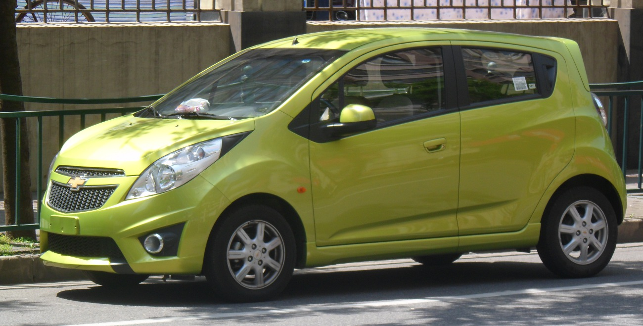 build a chevy with File Chevrolet Spark M300 China 2012 04 28 on Feature 1934 Ford Tudor besides File Chevrolet MiRay Concept   Flickr   David Villarreal Fern C3 A1ndez  5 also Equus Bass 770 276286 also 60569 in addition Chevrolet Classic Engine 10.