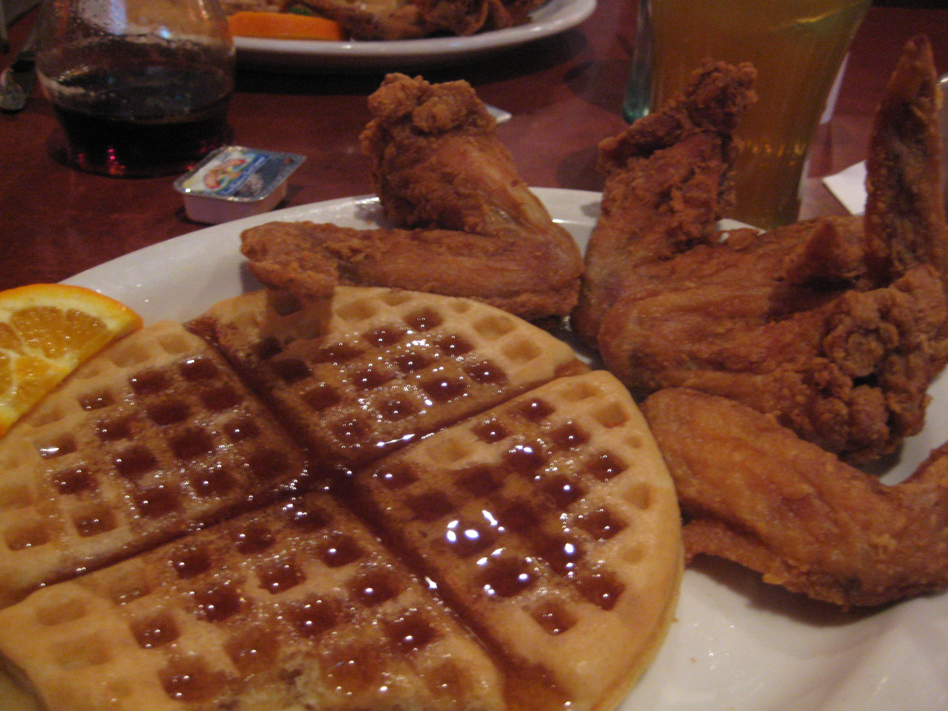 File:Chicken and Waffles.JPG - Wikimedia Commons