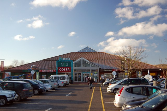M4 Service Stations >> Chieveley services - Wikipedia
