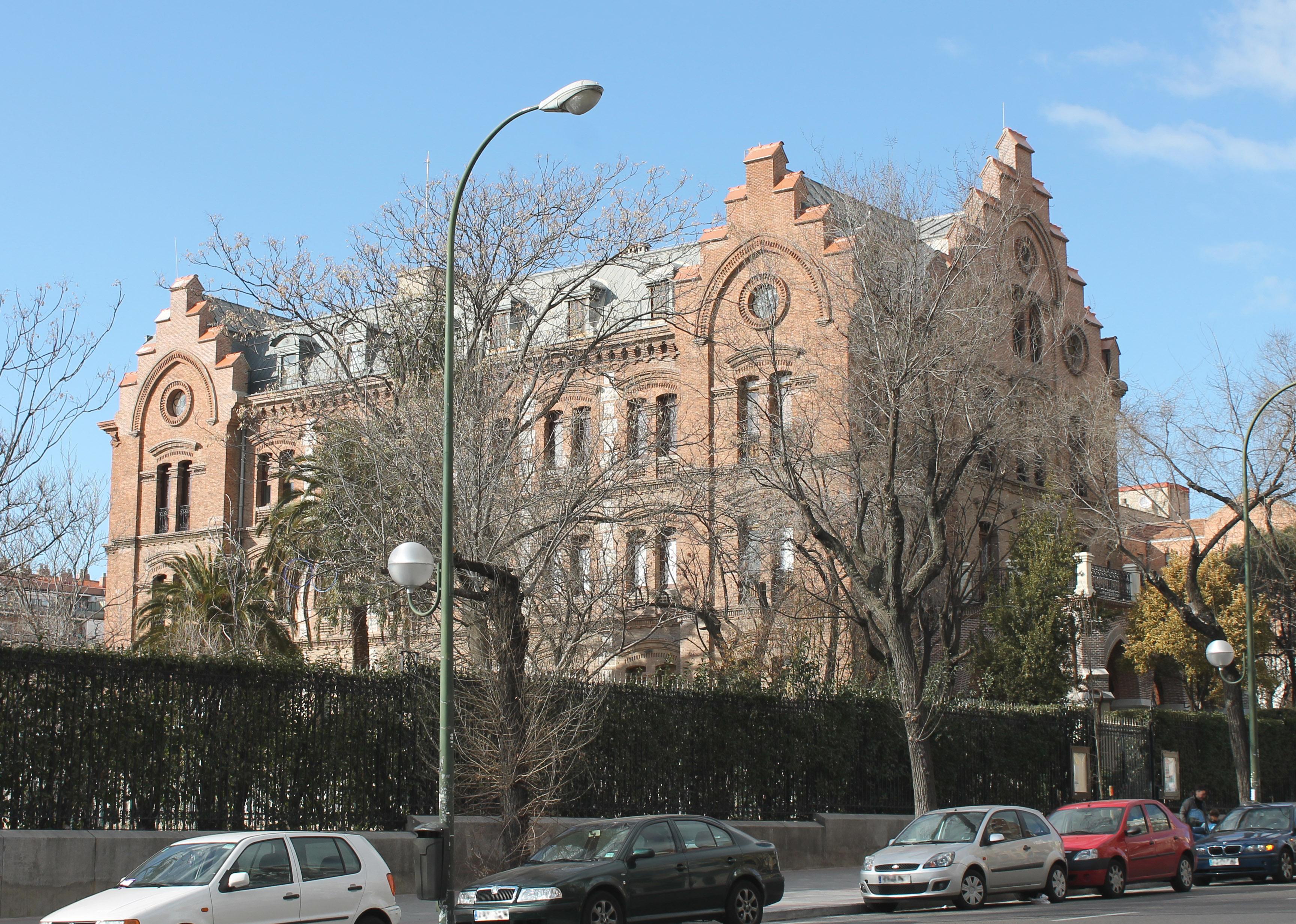 File colegio el porvenir madrid - Colegio escolapias madrid ...