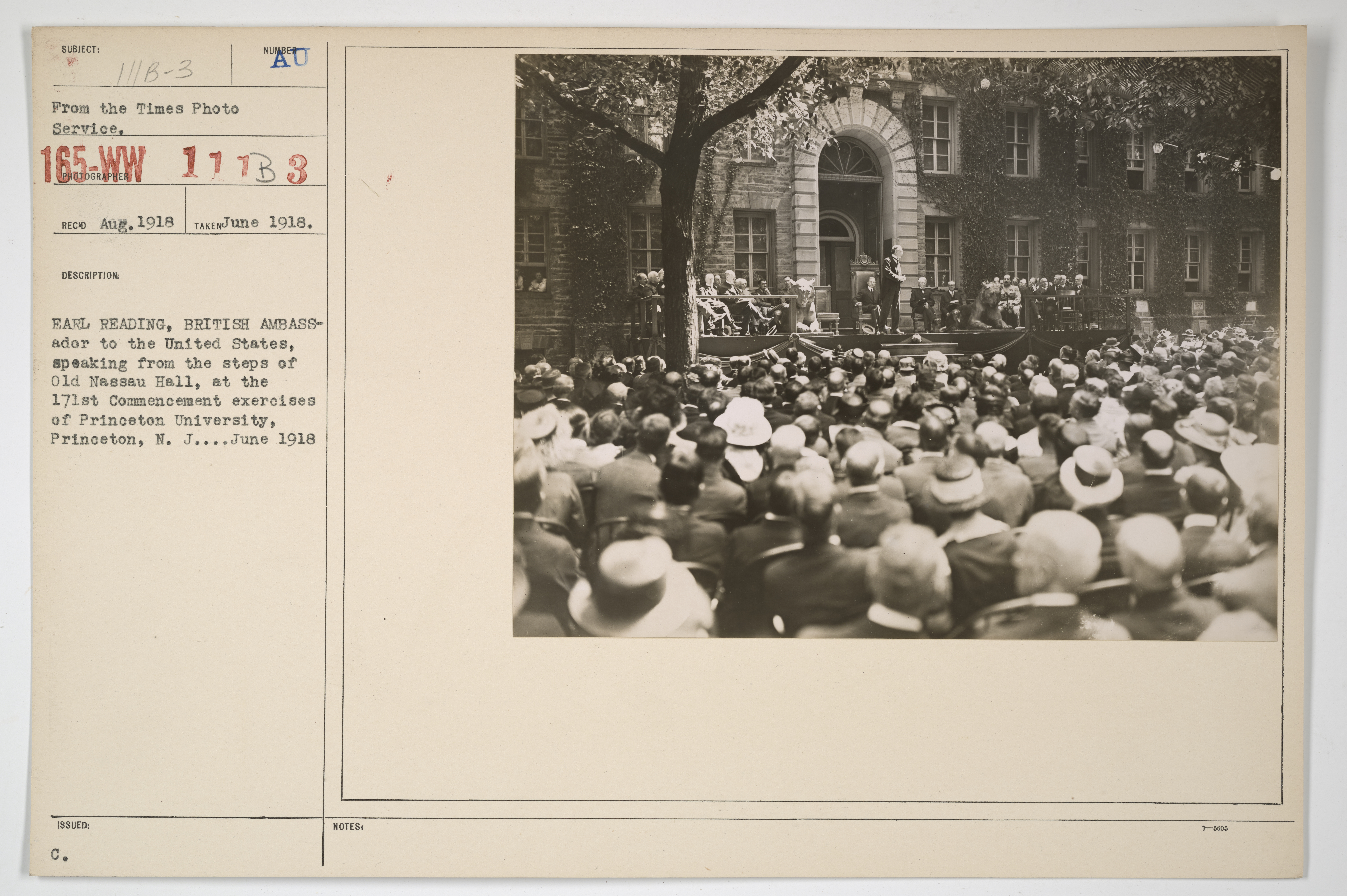 Filecolleges and universities princeton earl reading british filecolleges and universities princeton earl reading british ambassador to the united states speaking from the steps of old nassau hall ibookread Download