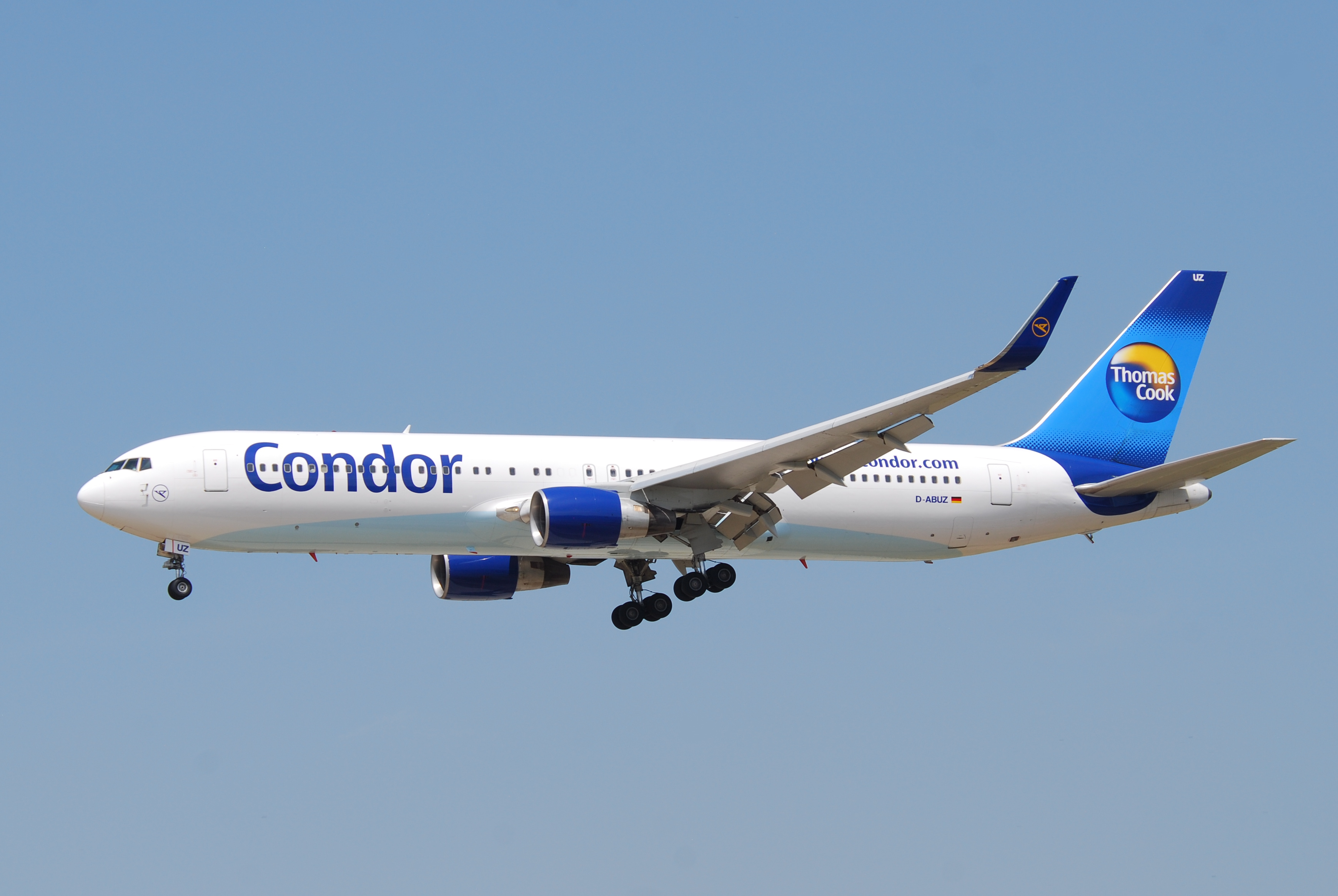 Liberty Near Me >> Condor boeing 767 Images