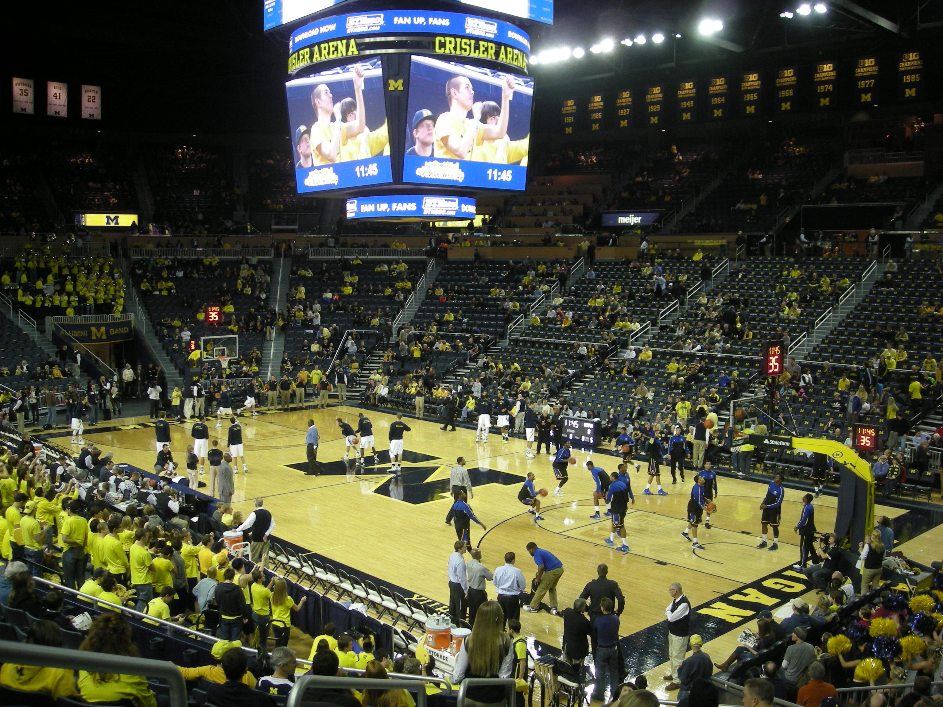 Filecoppin State Vs Michigan Mens Basketball 2013 01