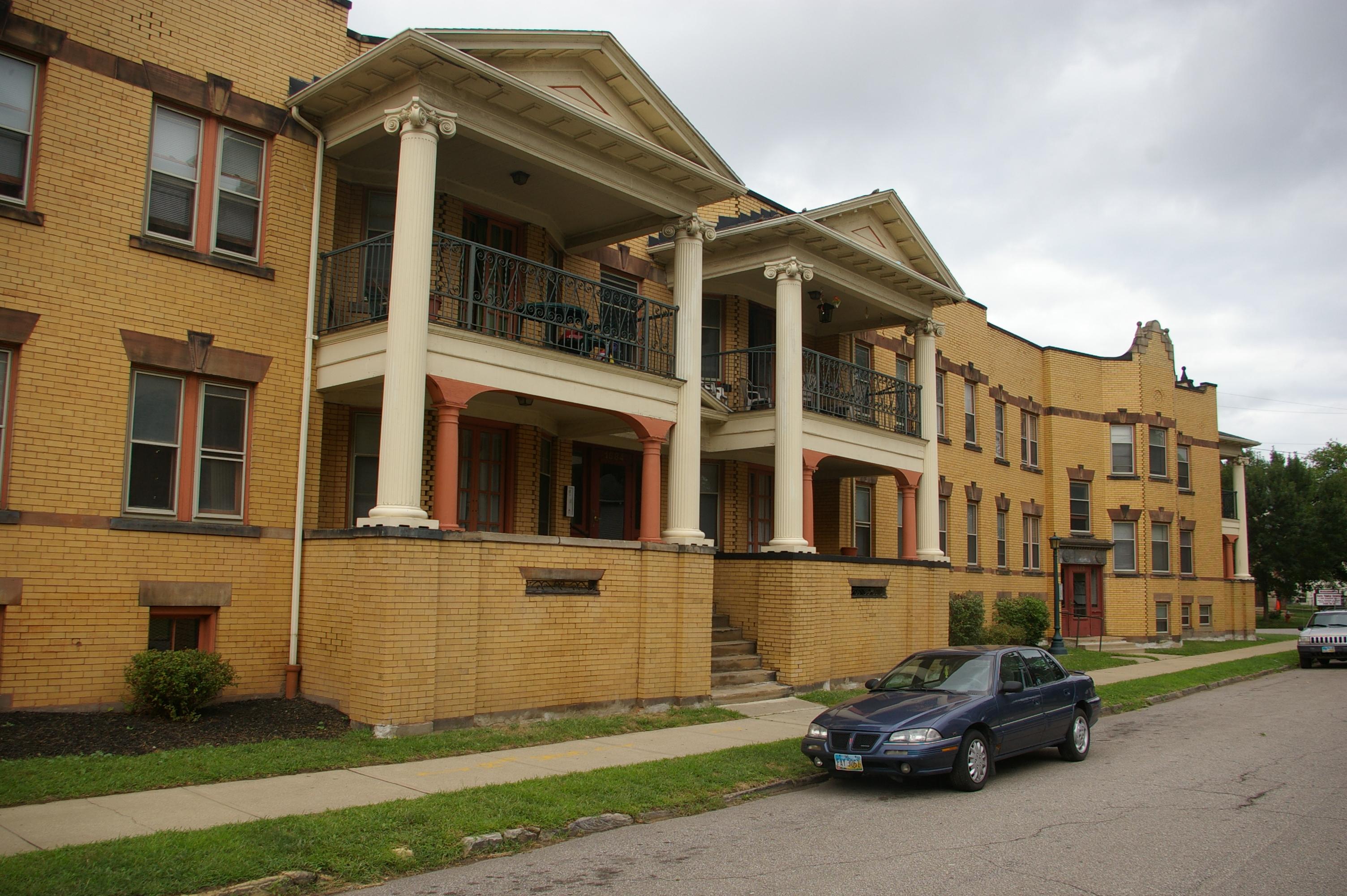 Park Road Apartments