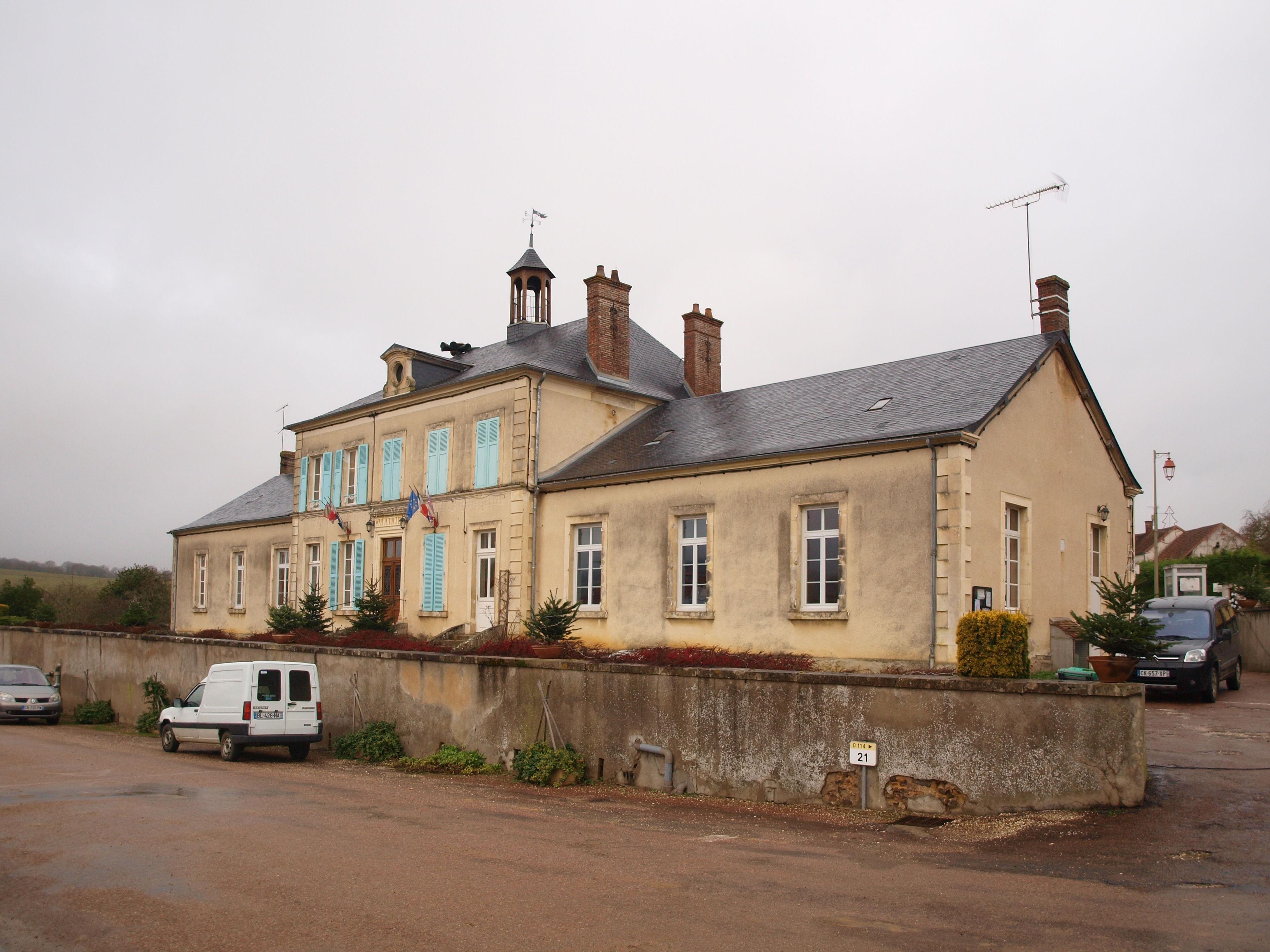 Dampierre-sous-Bouhy