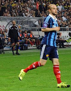 Daniel Berntsen Norwegian footballer