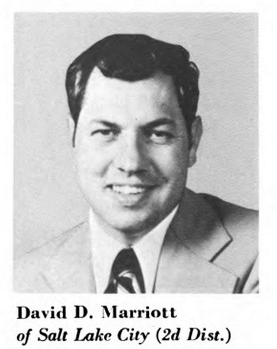 David Daniel Marriott