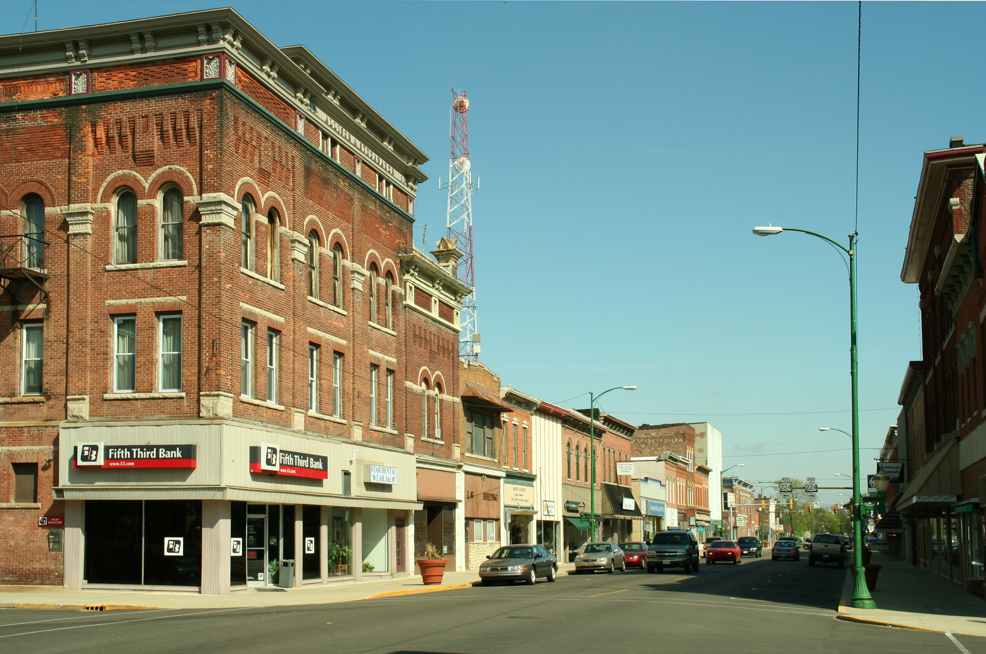 Downtown Bend Hotels