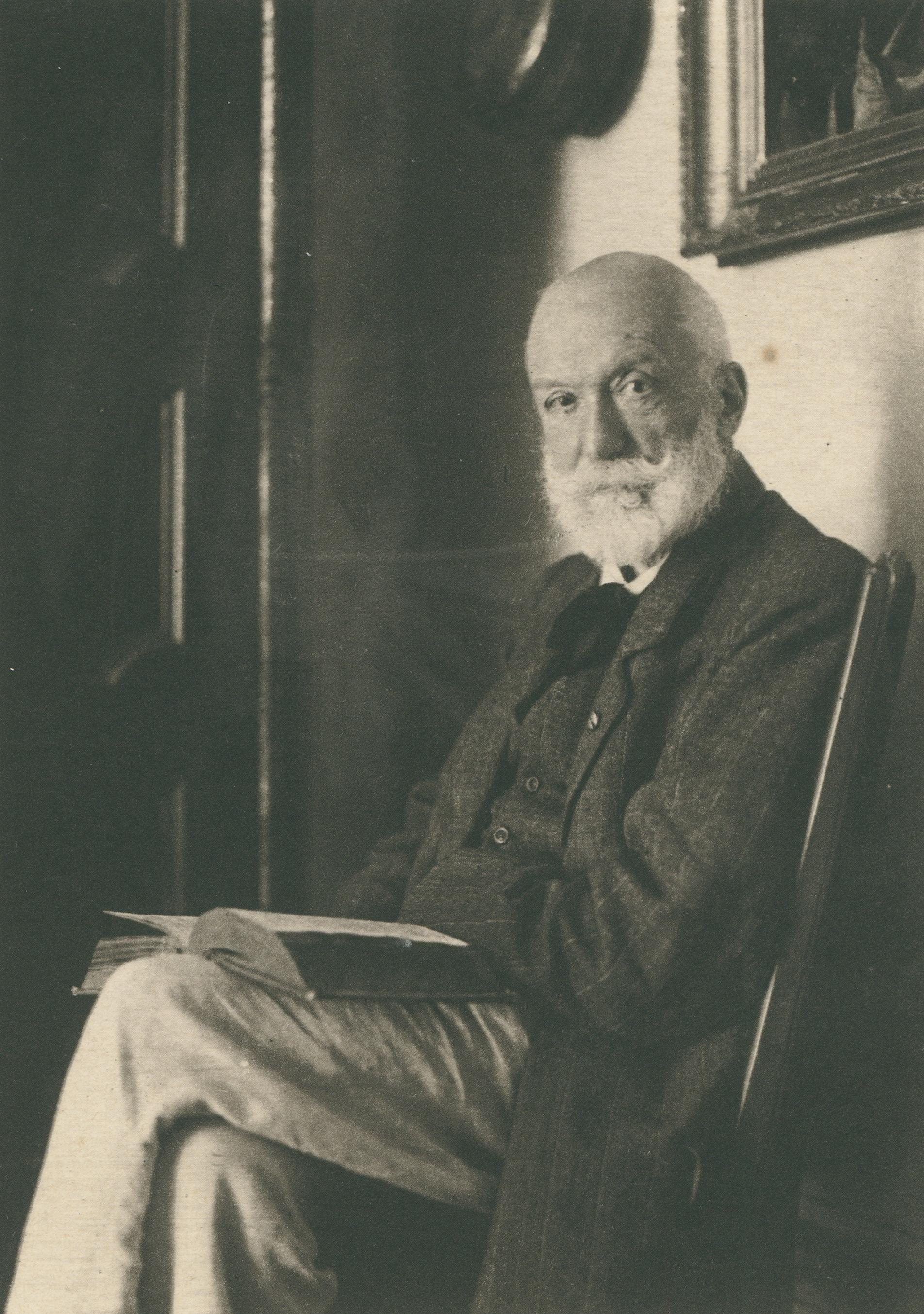 Auguste-Henri Forel, c. 1900