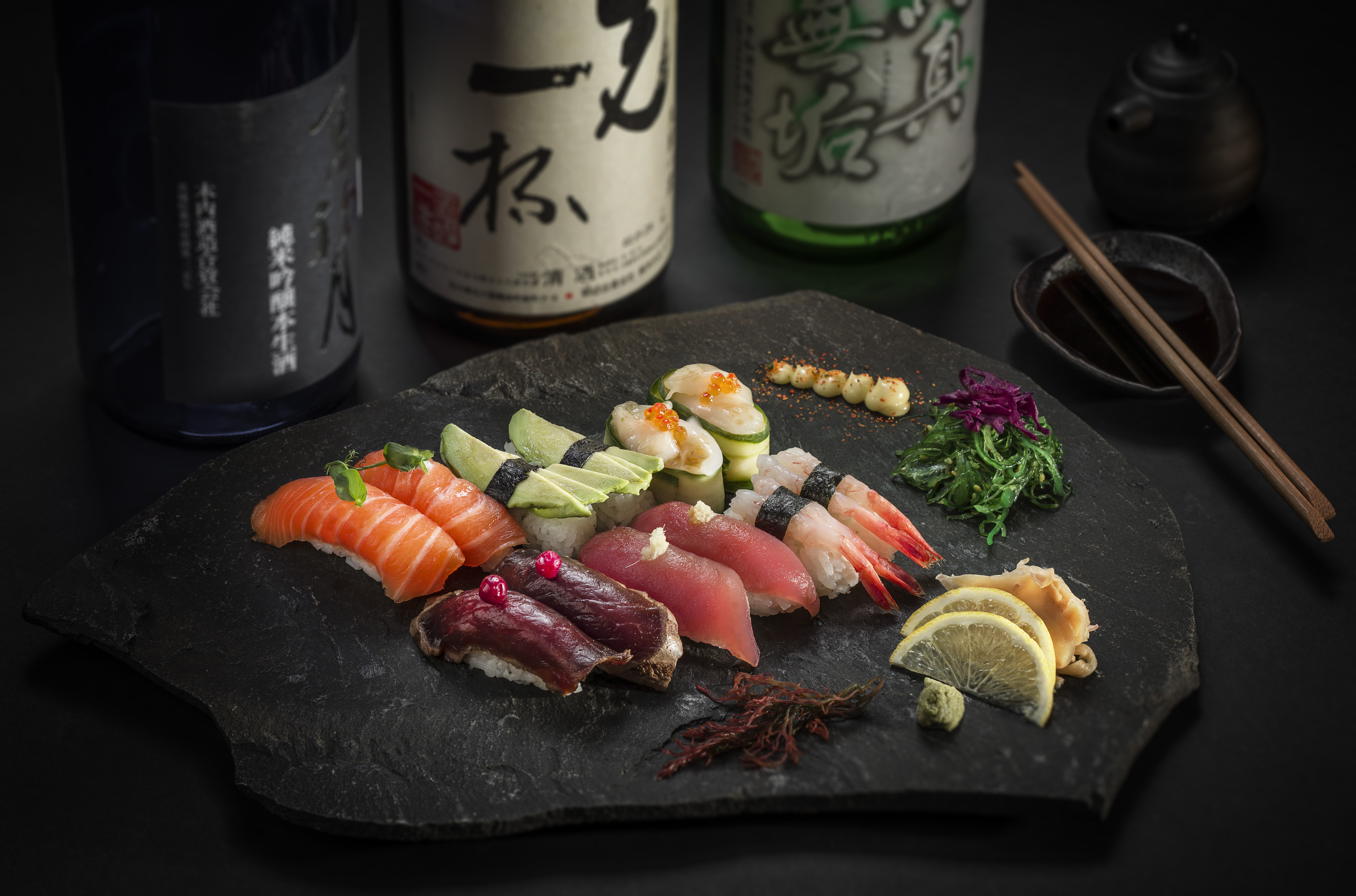 east west sushi