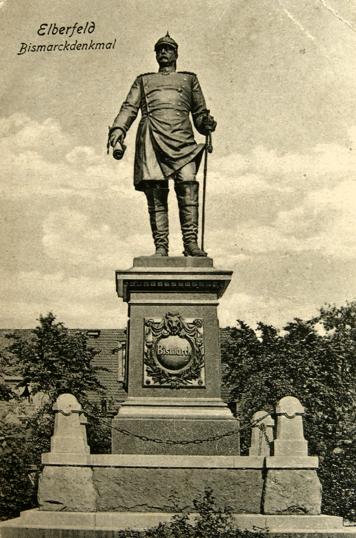 Bismarck-Denkmal (Elberfeld) – Wikipedia
