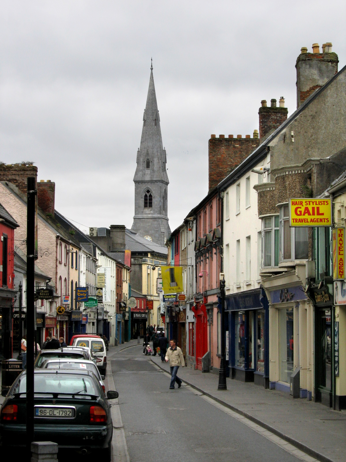 Ennis wikipedia for The wexford