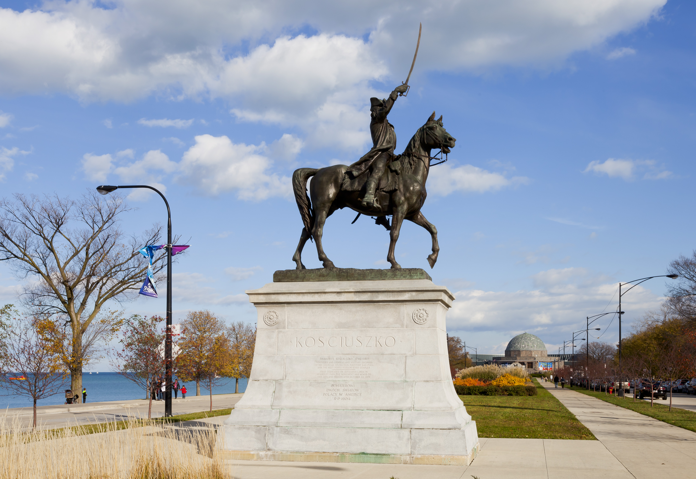 file estatua de tadeusz kosciuszko chicago illinois estados unidos 2012 10 20 dd. Black Bedroom Furniture Sets. Home Design Ideas