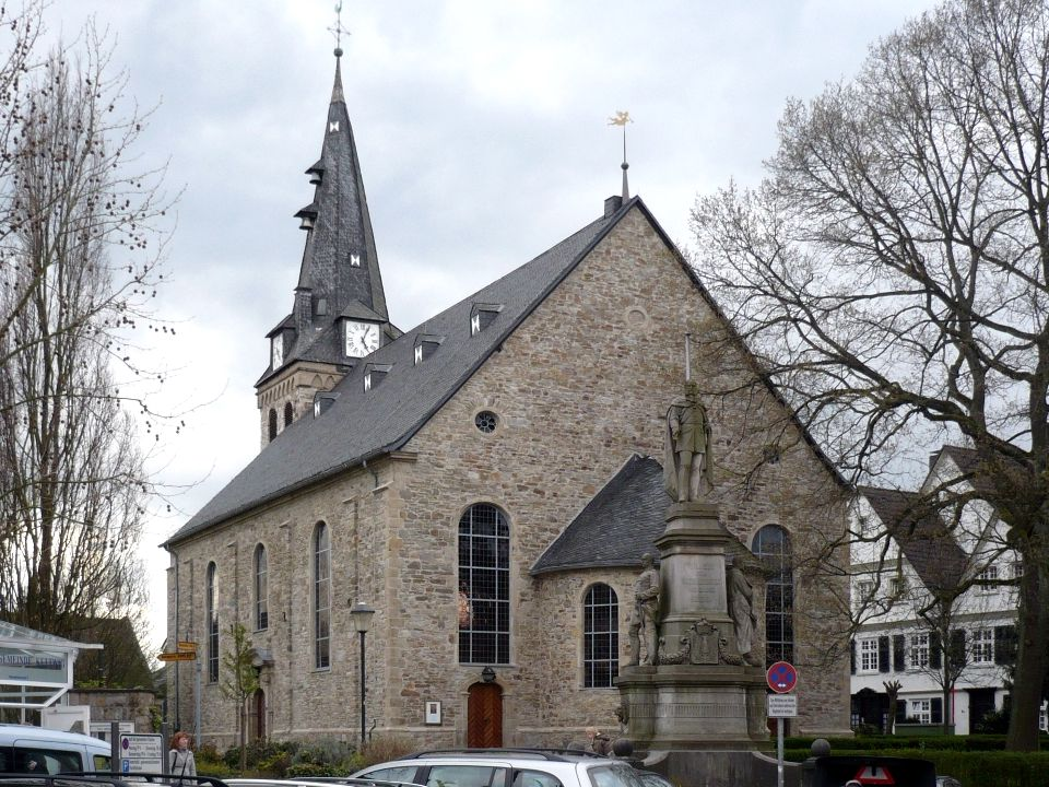 marktkirche kettwig wikipedia. Black Bedroom Furniture Sets. Home Design Ideas