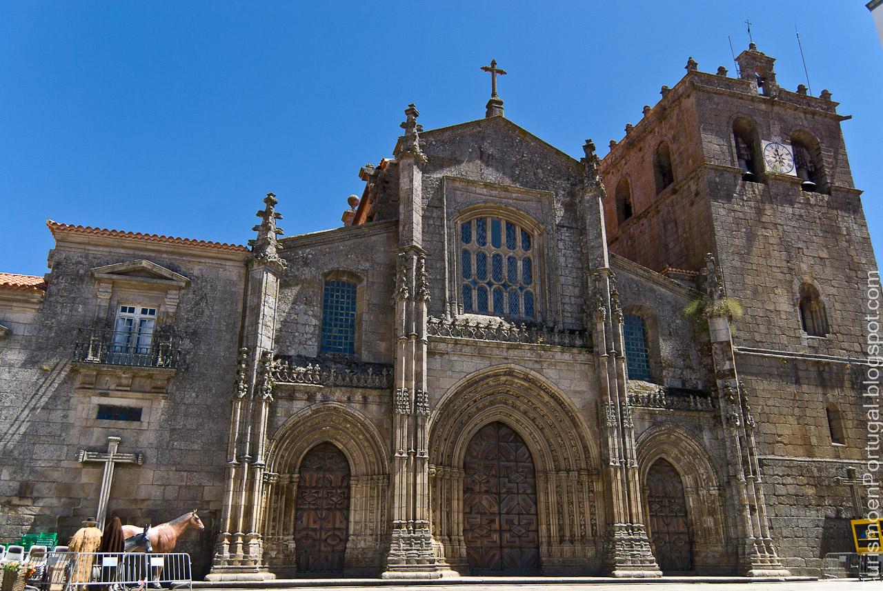 File:Fachada de la Catedral de Lamego.jpg