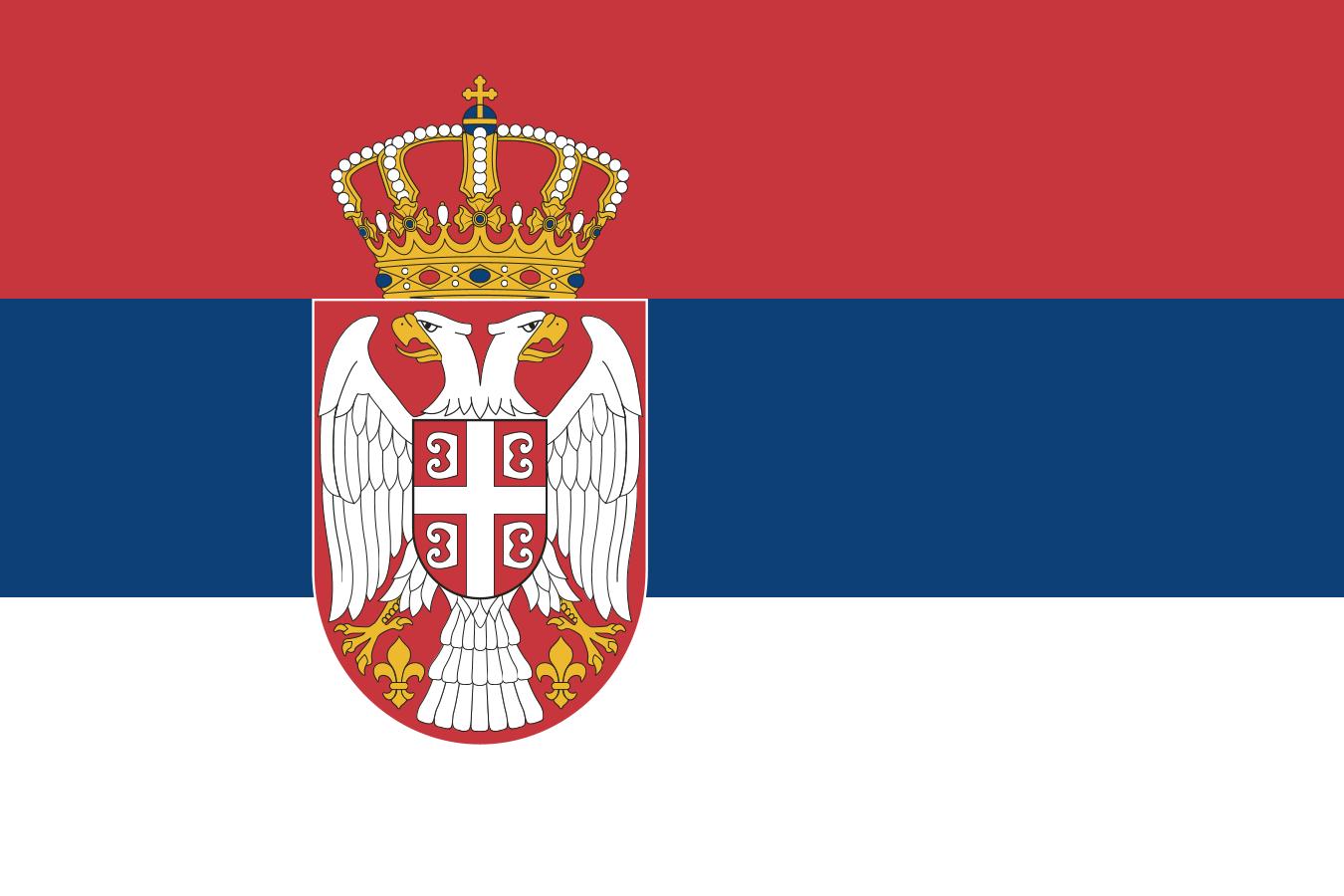 Image result for SERBIA flag png