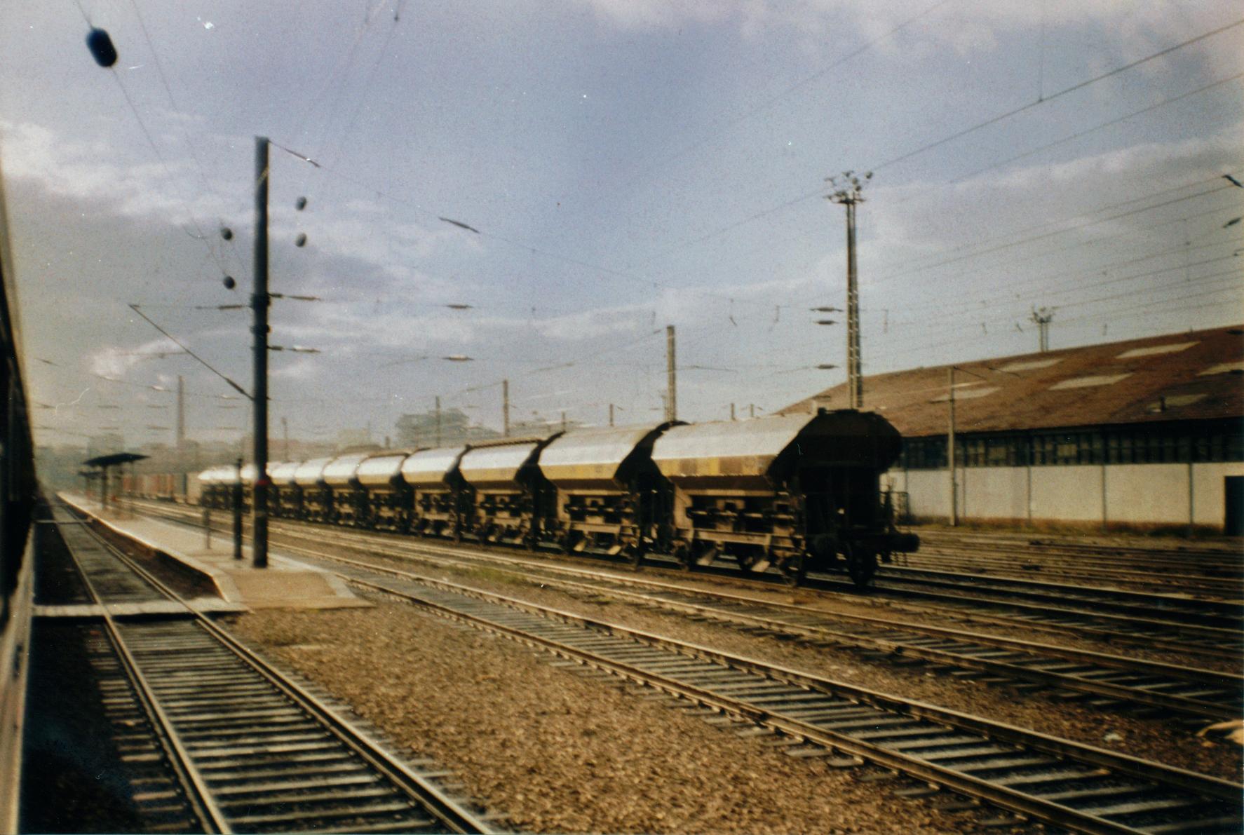 Description Flickr - nmorao - CP Tdgs, Estação de Vila Nova de Gaia ...