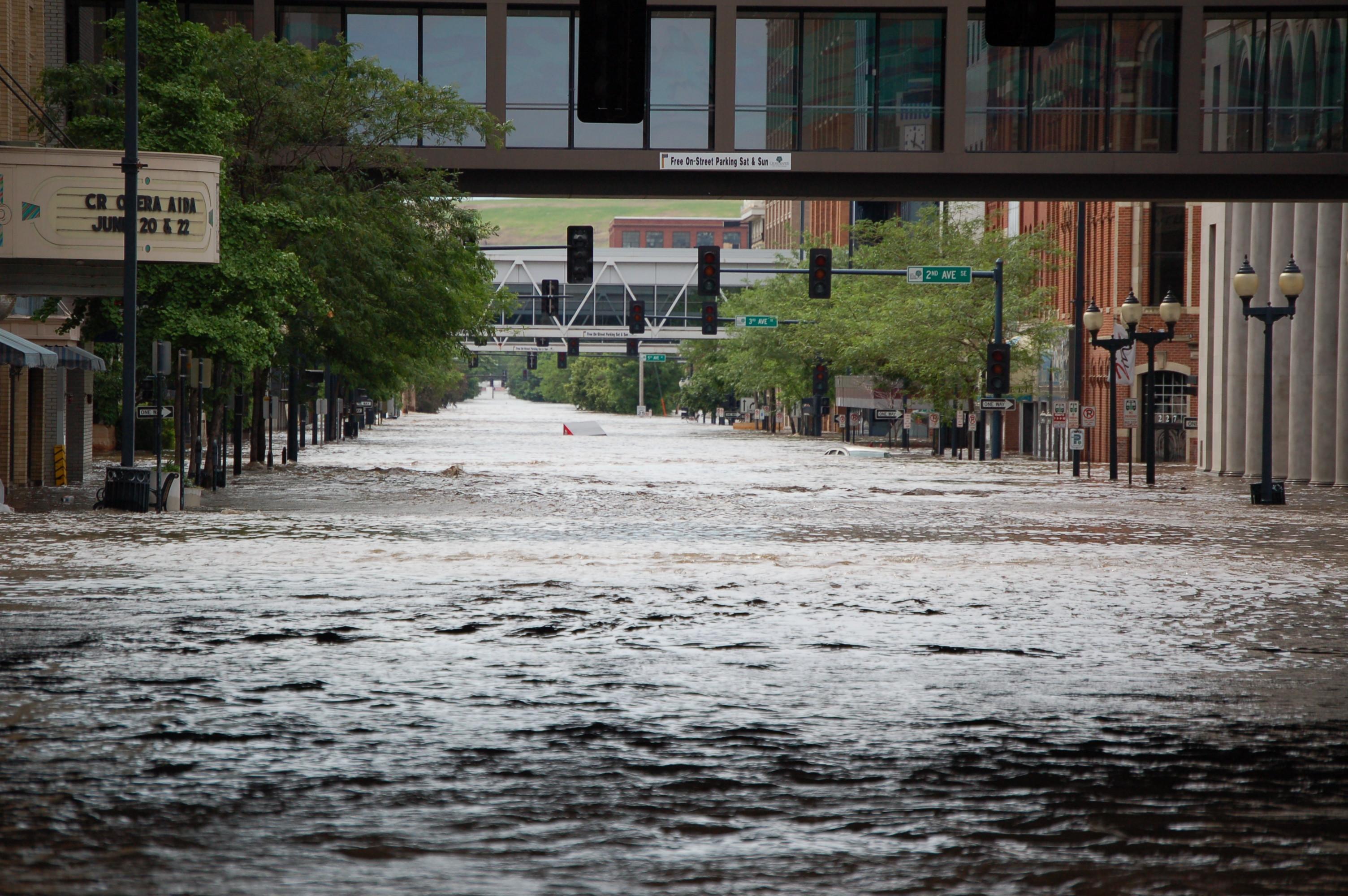 10 years later: Elkader back to normal after 2008 flood Cedar rapids 2008 flood pictures
