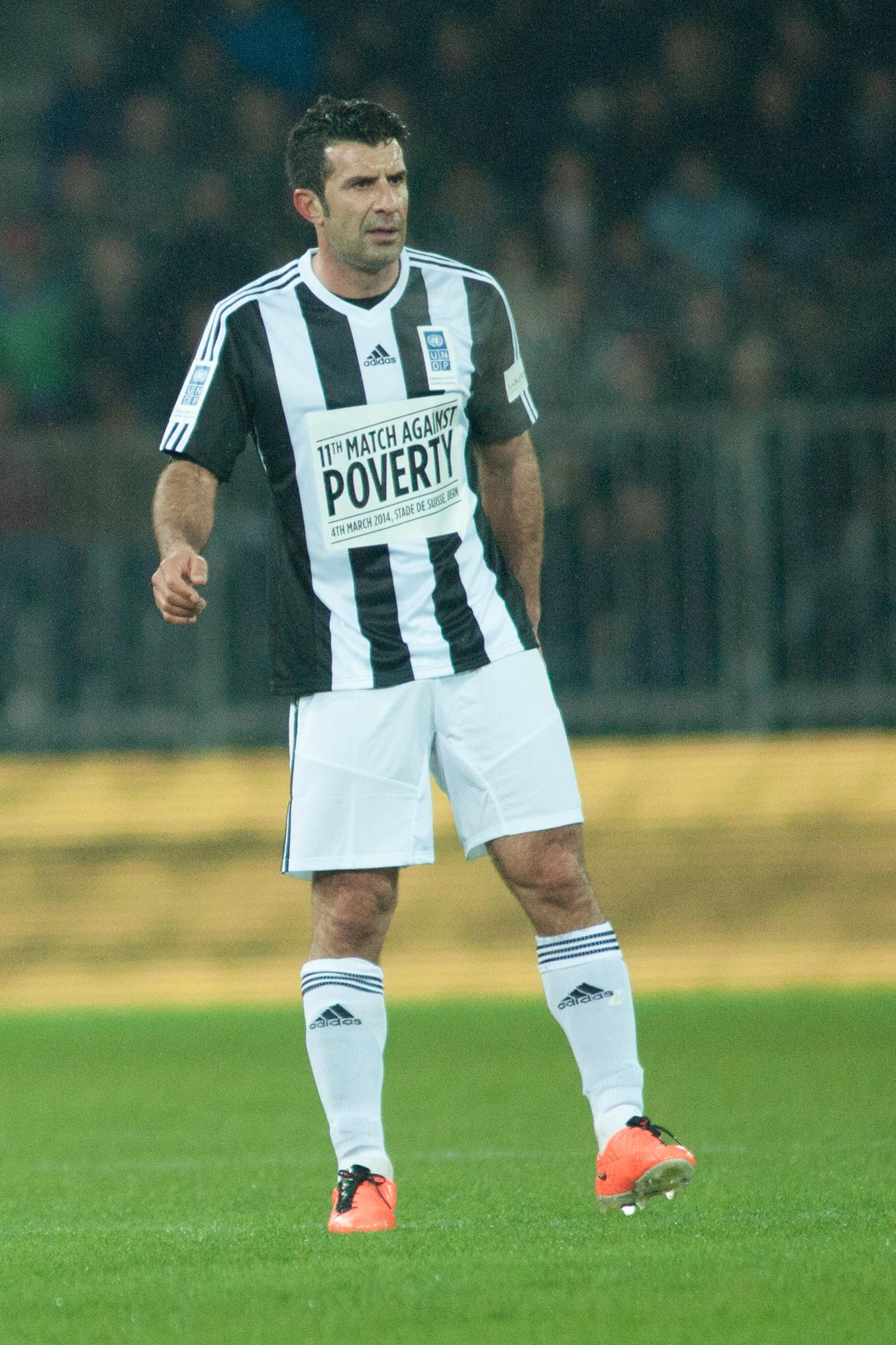 File Football against poverty 2014 Luis Figo Wikimedia mons
