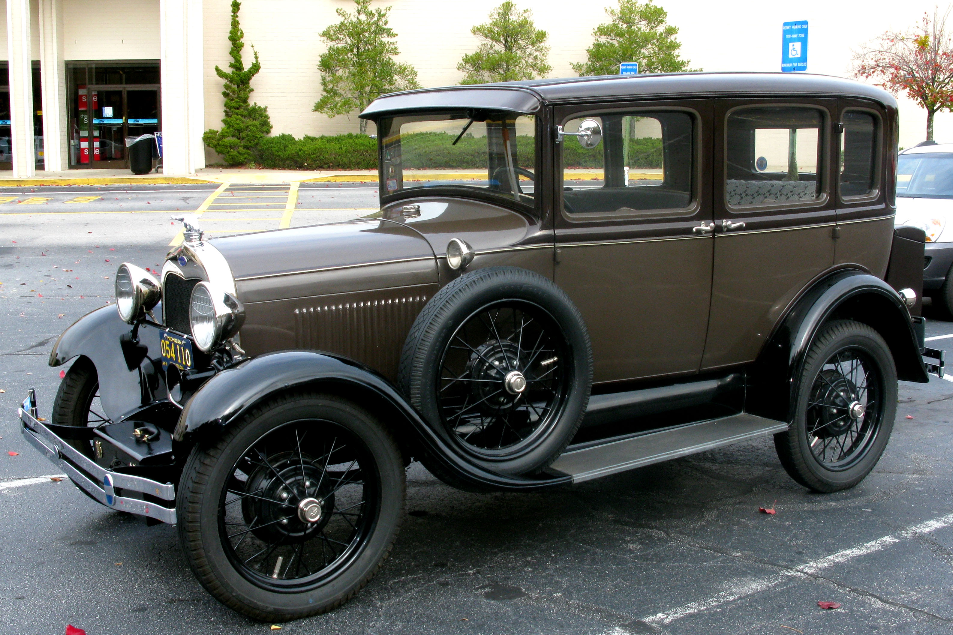 Ford Model A Town Car For Sale