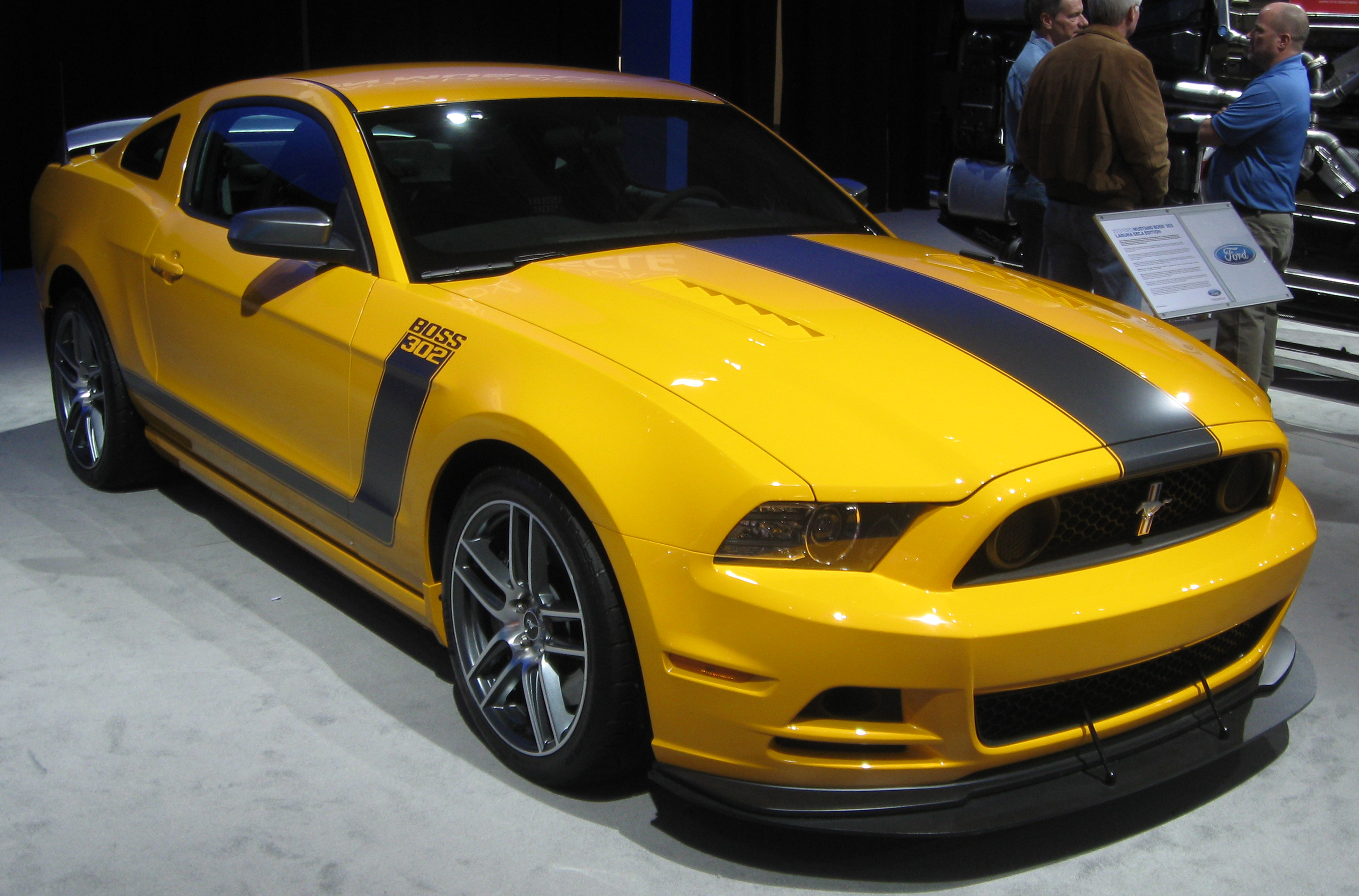 Ford Mustang Boss  Project Car For Sale