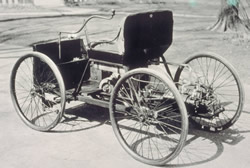 Ford quadricycle.