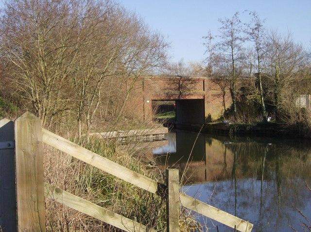 Frouds Lane Bridge - geograph.org.uk - 332978
