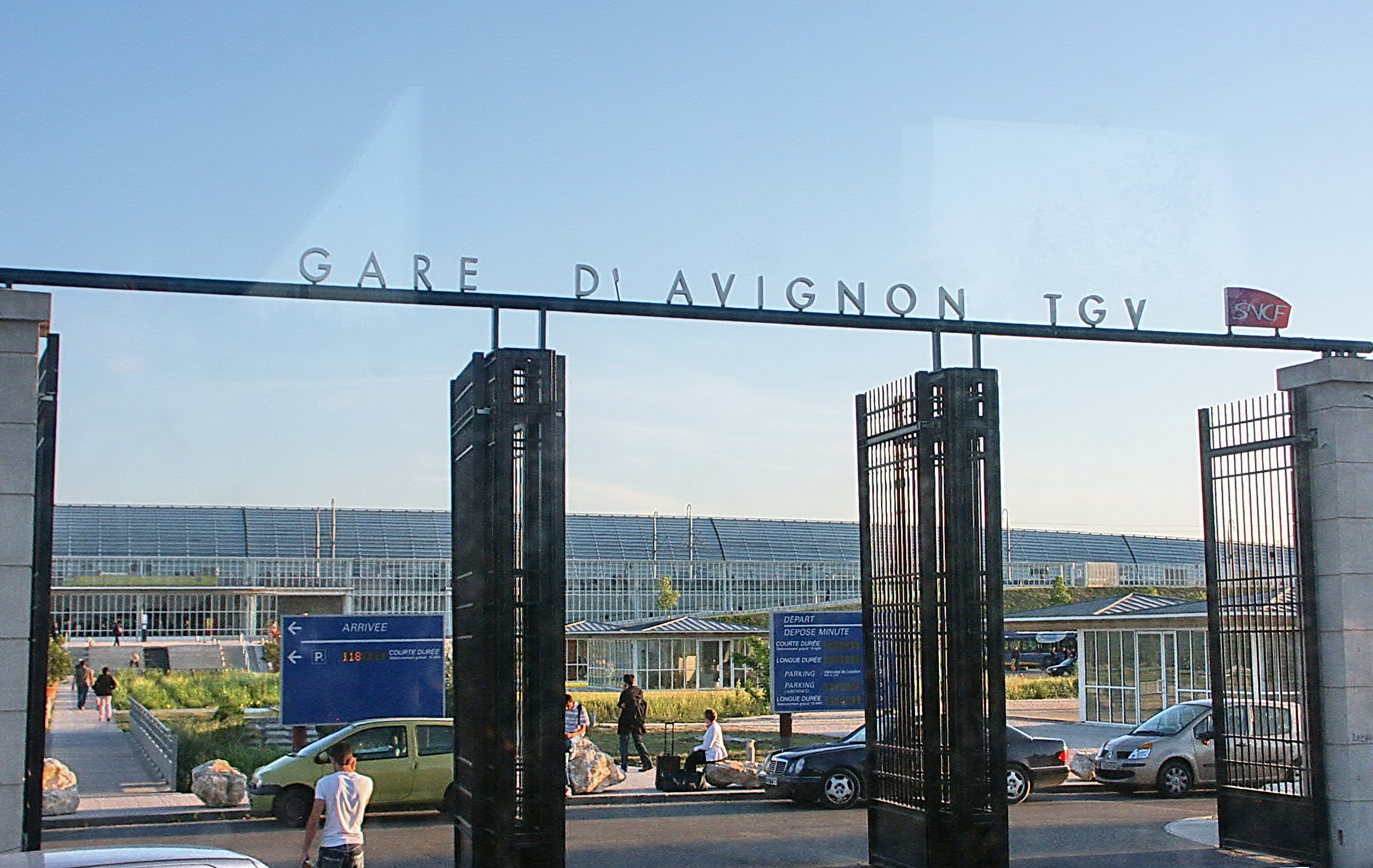 file gare d avignon tgv wikimedia commons. Black Bedroom Furniture Sets. Home Design Ideas