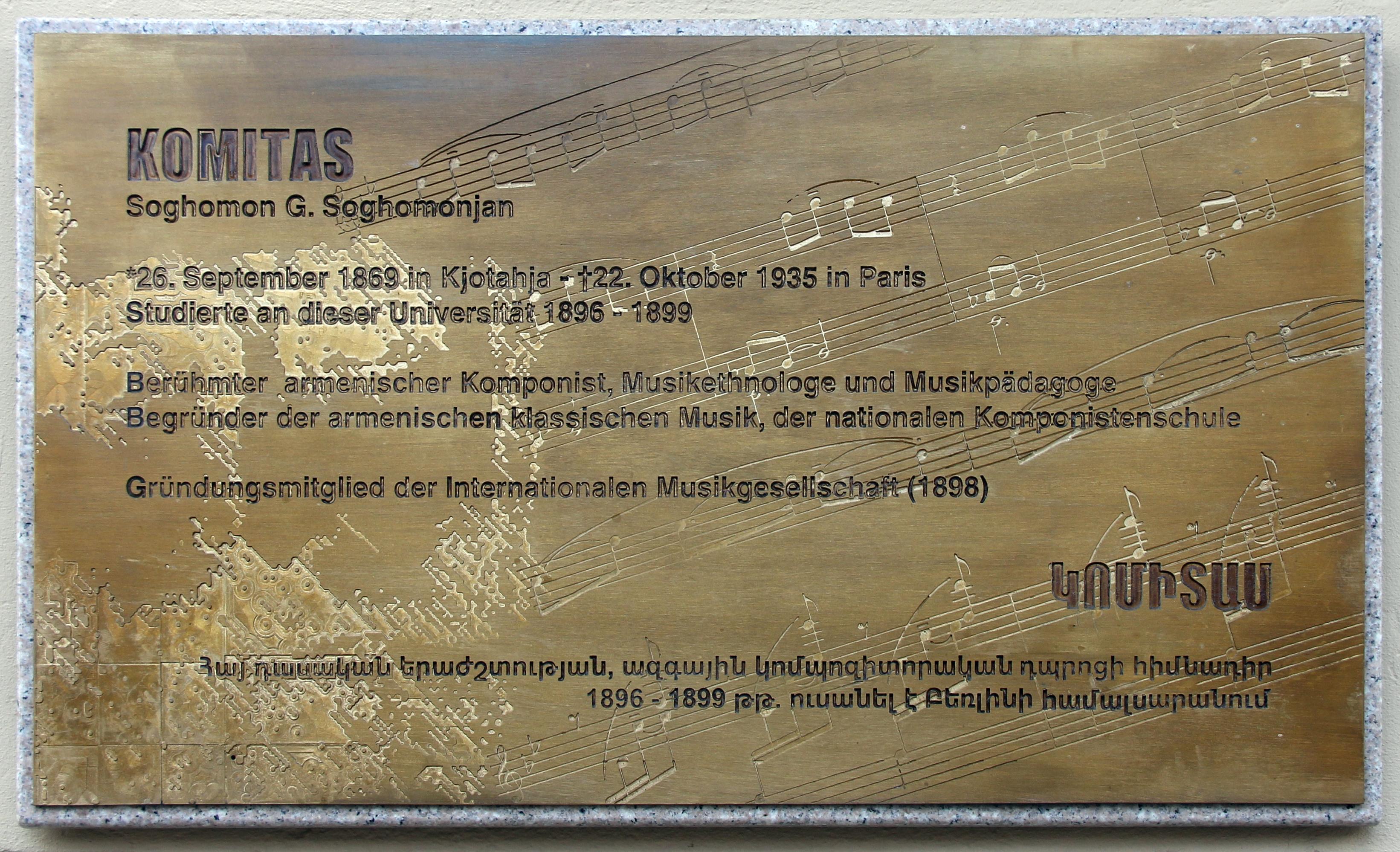 http://upload.wikimedia.org/wikipedia/commons/9/94/Gedenktafel_Am_Kupfergraben_5_%28Mitte%29_Soghomon_Gevorki_Soghomonjan.jpg