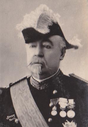 General Saussier (1828-1905)