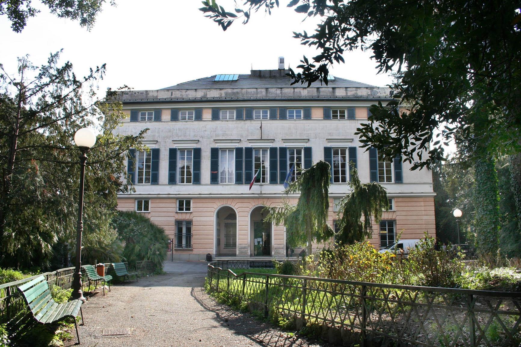 Conservatorio niccol paganini wikipedia - Vendita villa con piscina genova ...