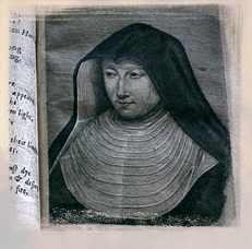 Gertrude More nun
