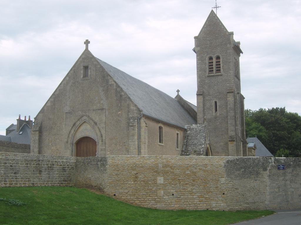 Graye-sur-Mer - église Saint-Martin 2.jpg