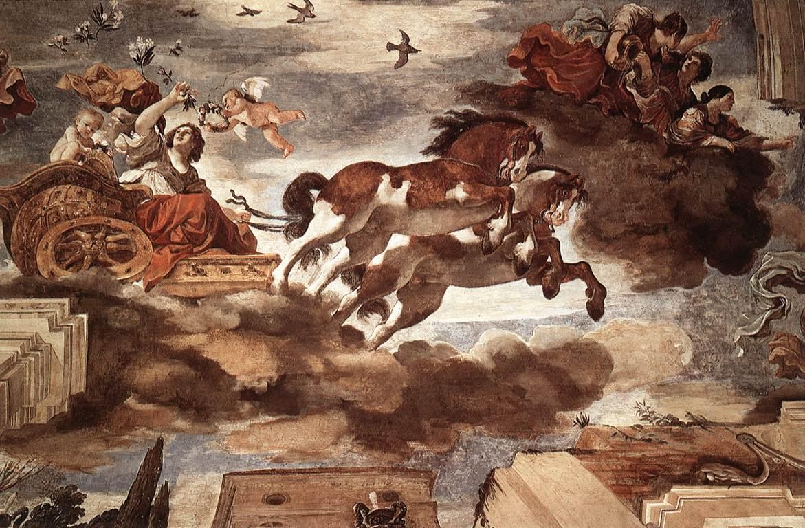 Guercino gran disegnatore e felicissimo coloritore - Finestre sull arte ...