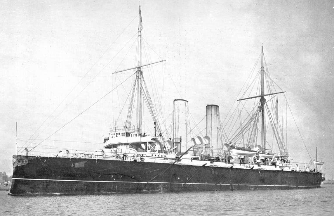 HMS Theseus (1892) - Wikipedia Navy Cruiser Ships