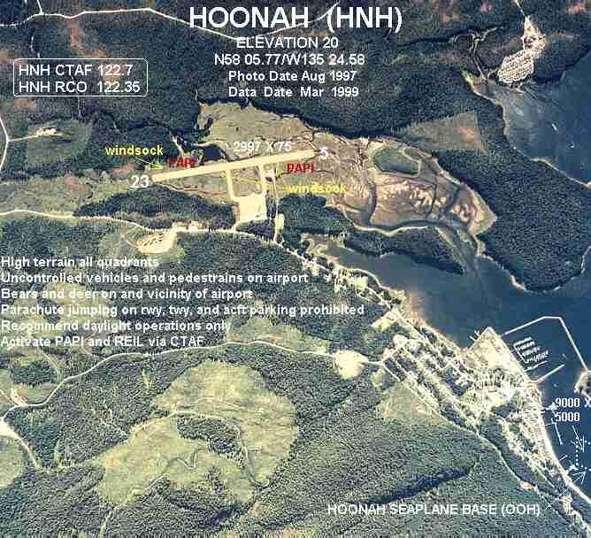 Huna Alaska Map.Hoonah Airport Wikipedia