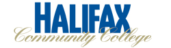 Halifax Community College Logo