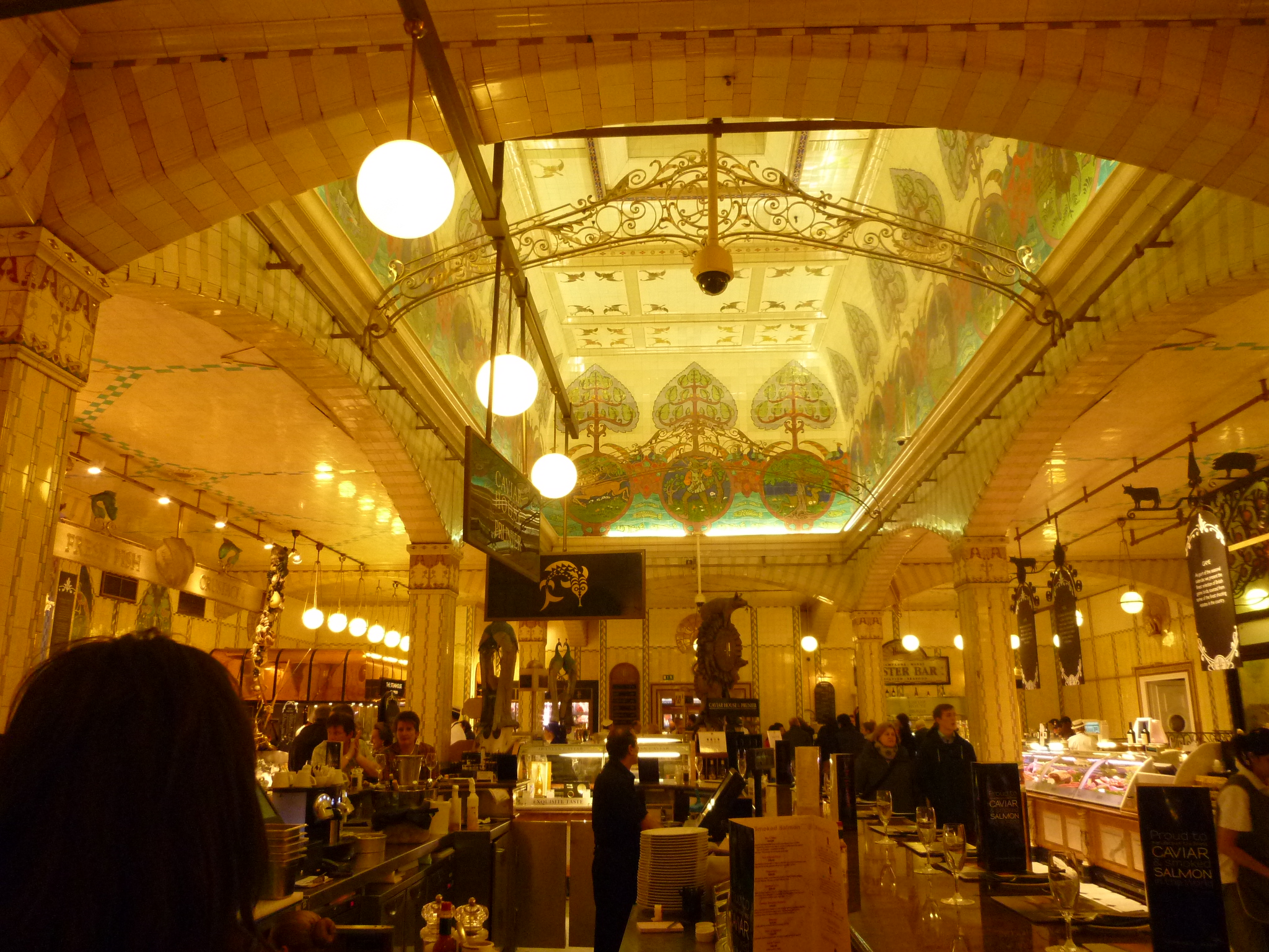 10 Great Food Halls Of The World First We Feast