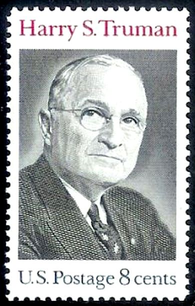 The policies of harry s truman