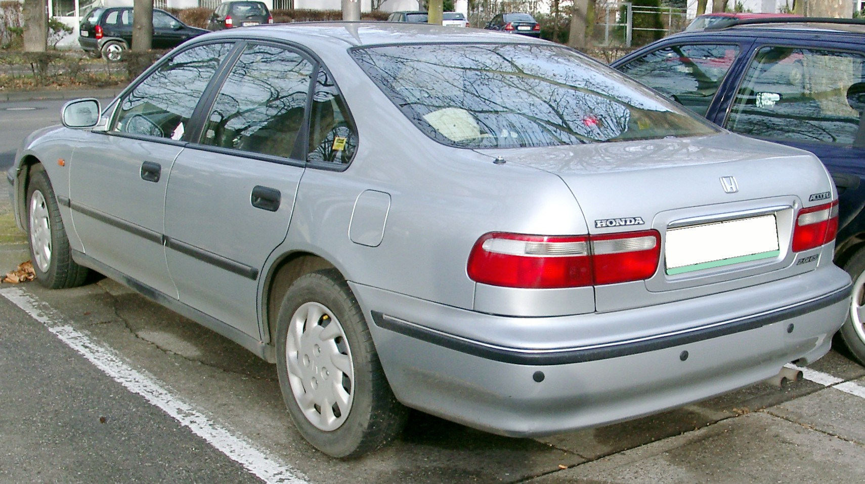 File:Honda Accord rear 20080205.jpg