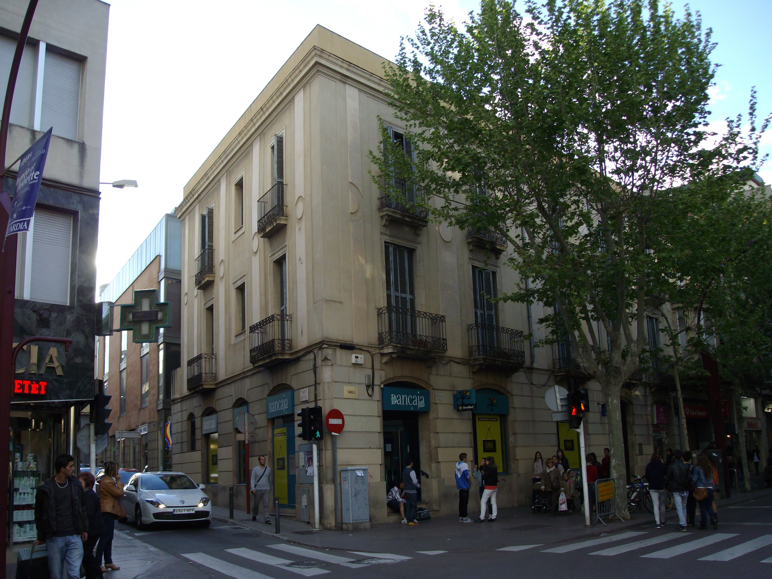 Sabadell Spain  City new picture : Description Hotel España, Sabadell