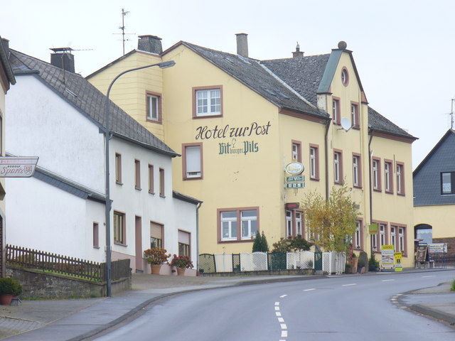 Hotel Zur Post Wetterburg