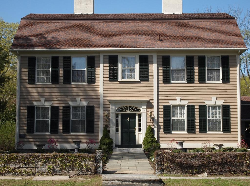 Gen jedidiah huntington house for Generation house