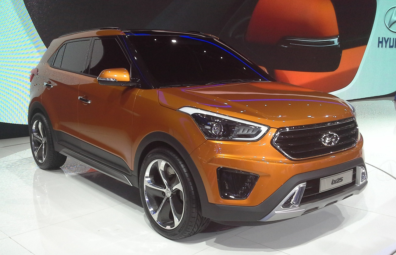 Description hyundai ix25 concept 02 auto china 2014-04-23