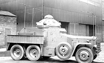 Japanese Armored Car Companies