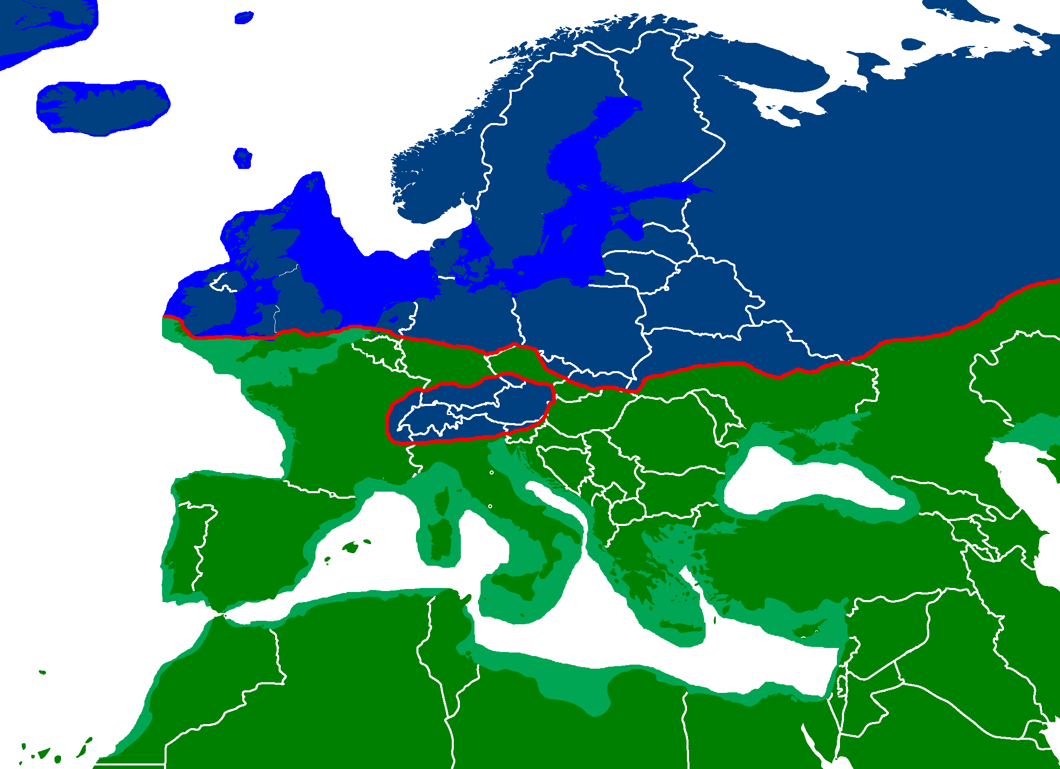 map of ice age europe File:Ice Age Europe map.png   Wikimedia Commons