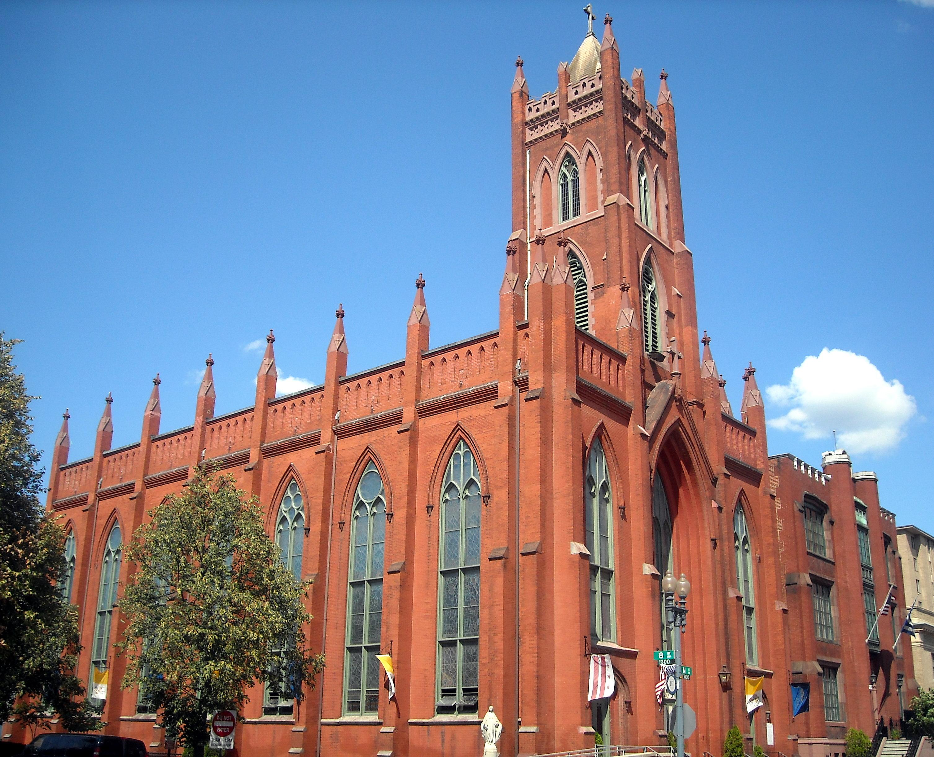 Church Tours Charleston Sc