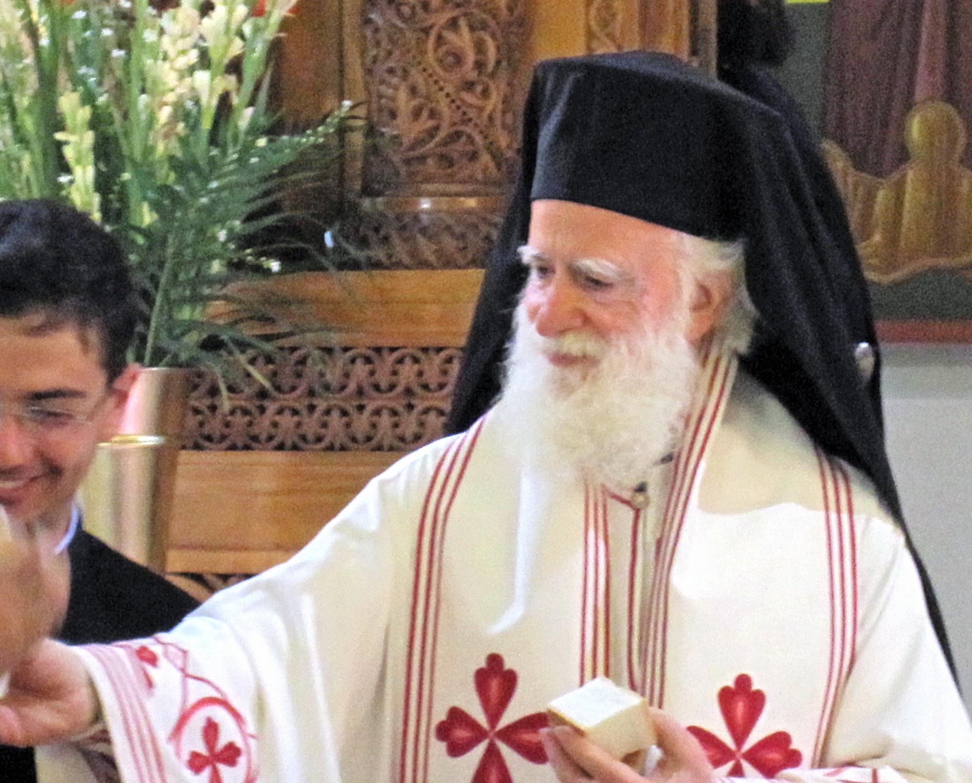 Αρχιεπίσκοπος Κρήτης Ειρηναίος Αθανασιάδης - Βικιπαίδεια