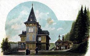 Schwertererholungsheim Schloss Rehefeld
