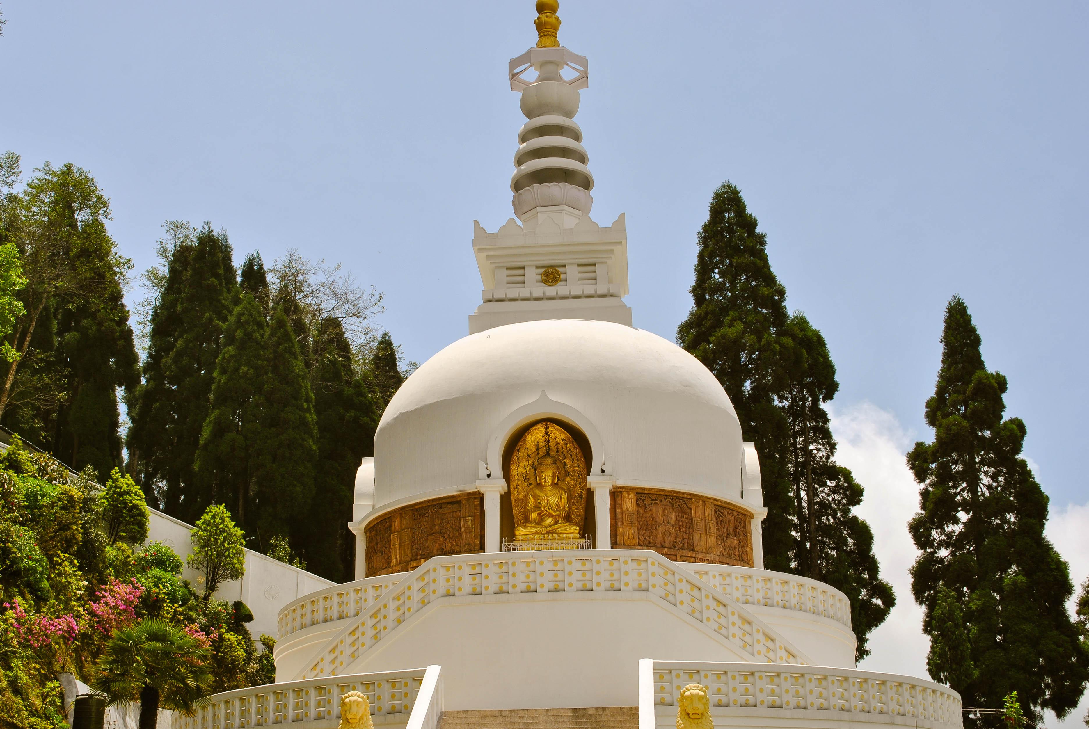 Japanese Pagoda Darjeeling